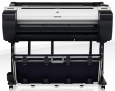 Canon imagePROGRAF iPF670 Color Printer Plotter