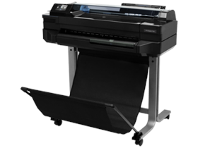 HP DesignJet T520 24-in Standalone Printer (CQ890A)