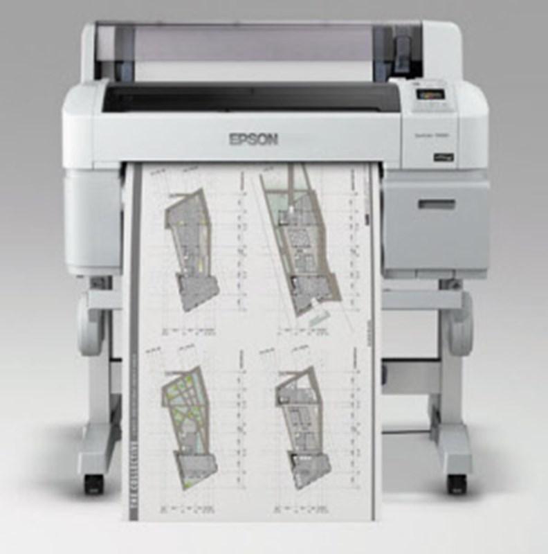 Epson surecolor t3000 24 printer plotter west allis blueprint epson surecolor t3000 24 printer plotter malvernweather Image collections