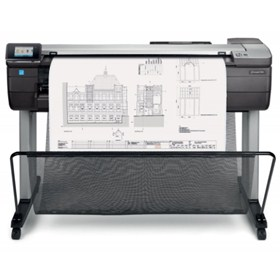 HP DesignJet T830 Multifunction Printer (36) F9A30A