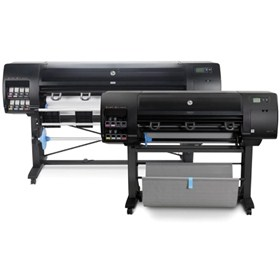 HP DesignJet Z6810 Production Printer 2QU14A, 2QU12A