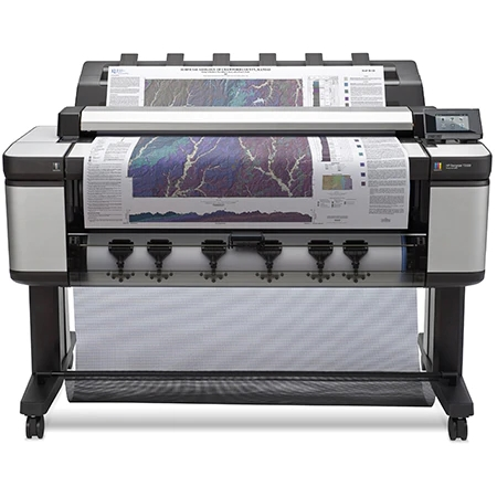 HP DesignJet T3500 36-in Production Multifunction Printer B9E24A