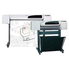 HP DesignJet T520 36-in Standalone Printer (CH337A)