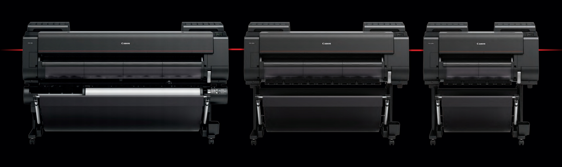 Canon imagePROGRAF PRO2000 Large Format Plotter Printer