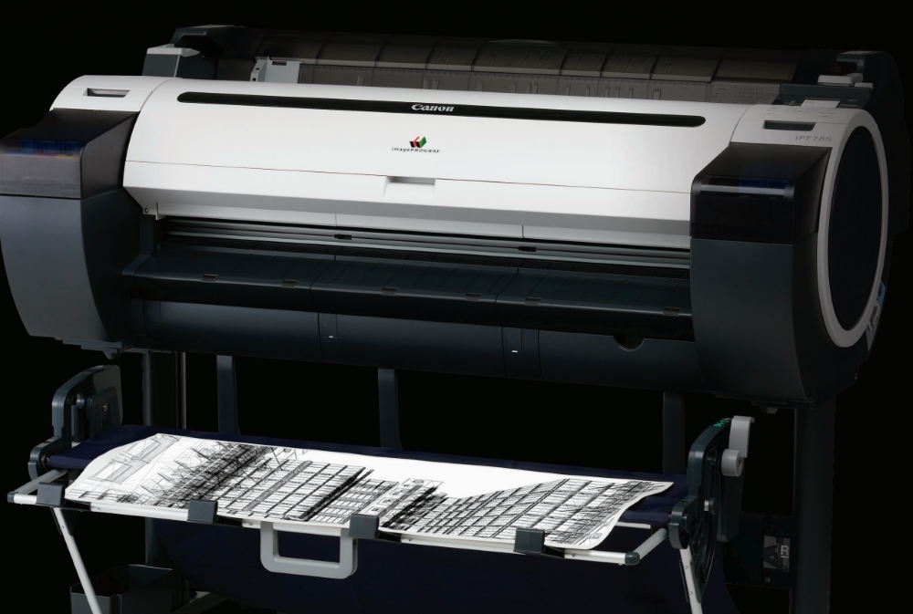 Canon imagePROGRAF iPF780 Plotter Printer
